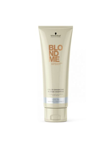 Schwarzkopf Blonde Me Blonde Shampoo Cool Ice
