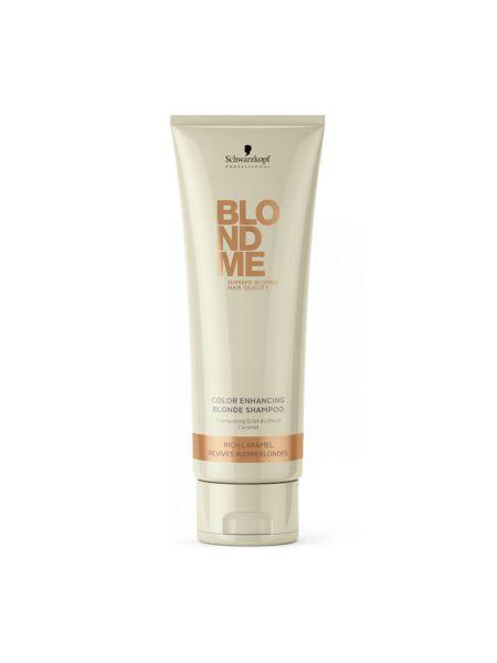 Schwarzkopf Blonde Me Blonde Shampoo Rich Caramel