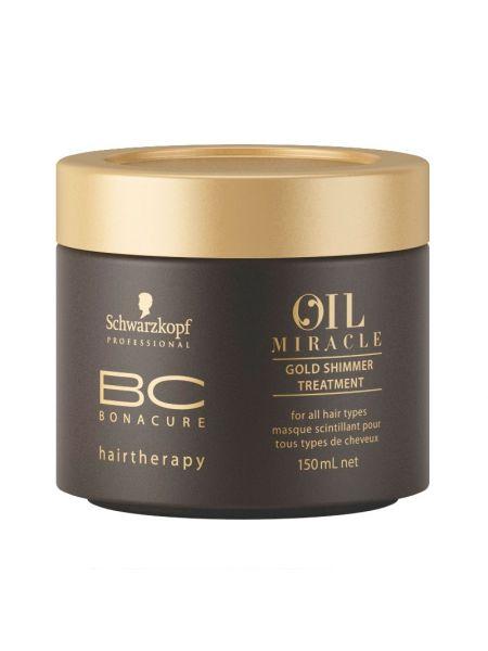 Schwarzkopf Bonacure Oil Miracle Shimmer Treatment