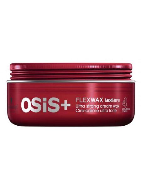 Schwarzkopf Osis+ Texture Flexwax Ultra Strong Cream Wax