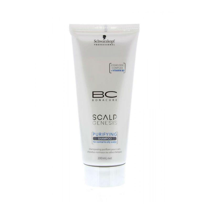 Schwarzkopf Bonacure Scalp Therapy Purifying Shampoo