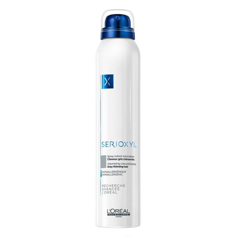 L'Oréal Professionnel Serioxyl Spray Grijs 200ml