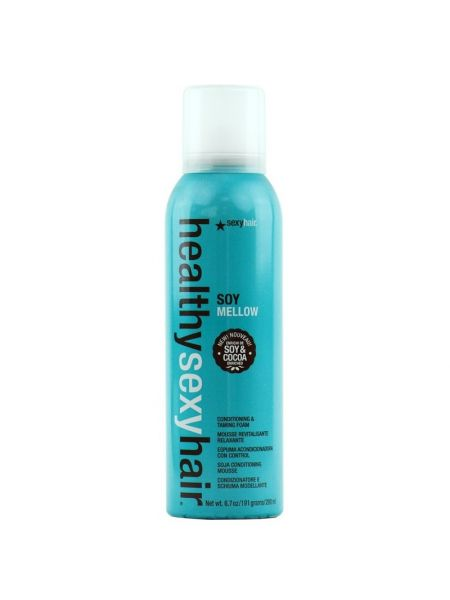 Sexyhair Healthy Sexyhair Soy Mellow 3-in-1 mousse