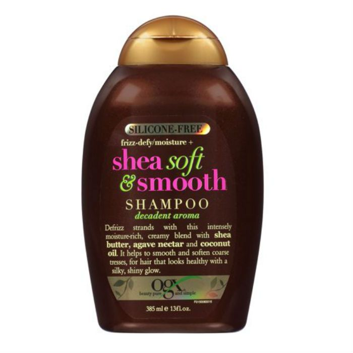 Ogx Silicone-Free Shea Soft and Smooth Shampoo