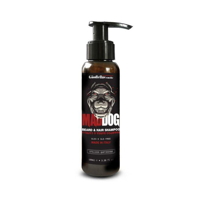 Goodfellas Smile Maddog Baard en Haar Shampoo
