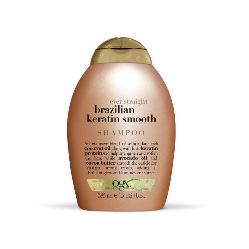 Ogx Ever Straight Brazilian Keratin Smooth Shampoo