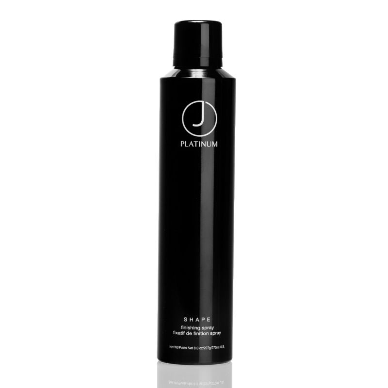 J Beverly Hills Platinum Take Shape Medium Hold Hair Spray