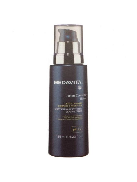 Medavita Shaving Products Homme Moisturizing & Protecting Shaving Cream