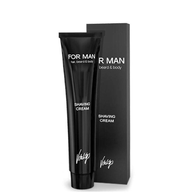 Vitality's For Man Shaving Cream 100ml