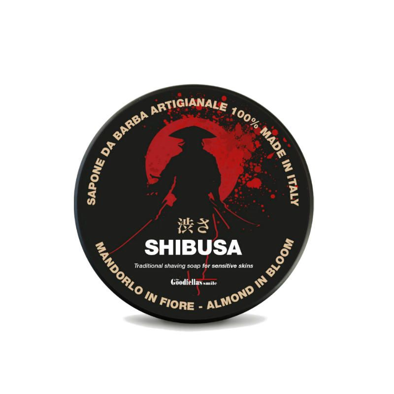 Goodfellas Shibusa Shaving Soap