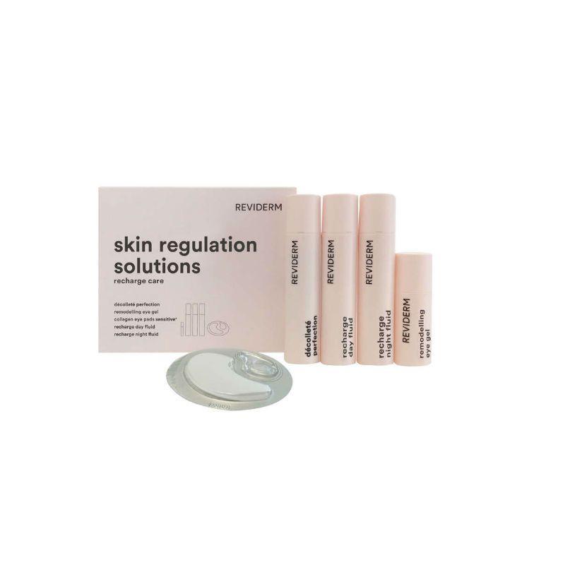 Reviderm Skin Regultation Solutions Set