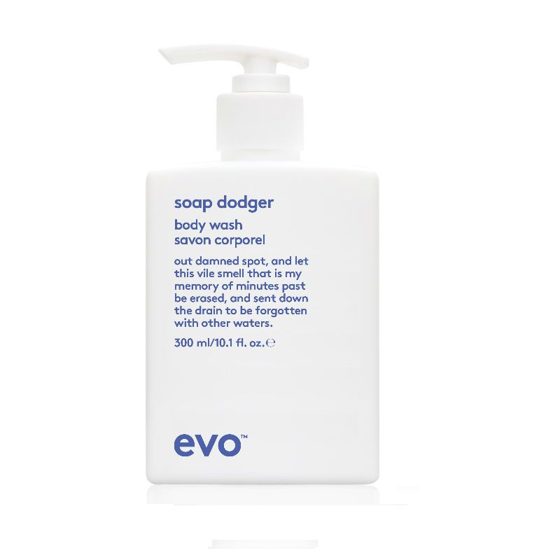 Evo Soap Dodgers Body Wash
