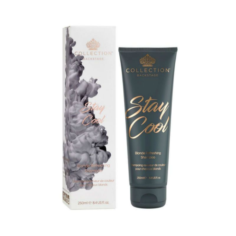 The Collection Backstage Stay Cool Blonde Shampoo