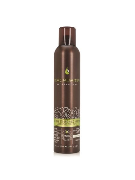 Macadamia Style Lock Firm Hold Hairspray