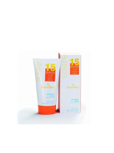 Jean D'Arcel Gel-Crème solaire 15