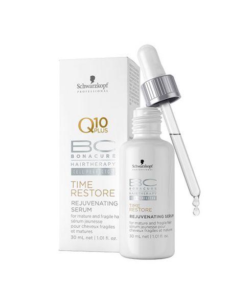Schwarzkopf Bonacure Time Restore Q10 Plus Rejuvenating Serum