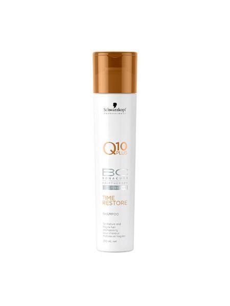 Schwarzkopf Bonacure Time Restore Q10 Plus Shampoo
