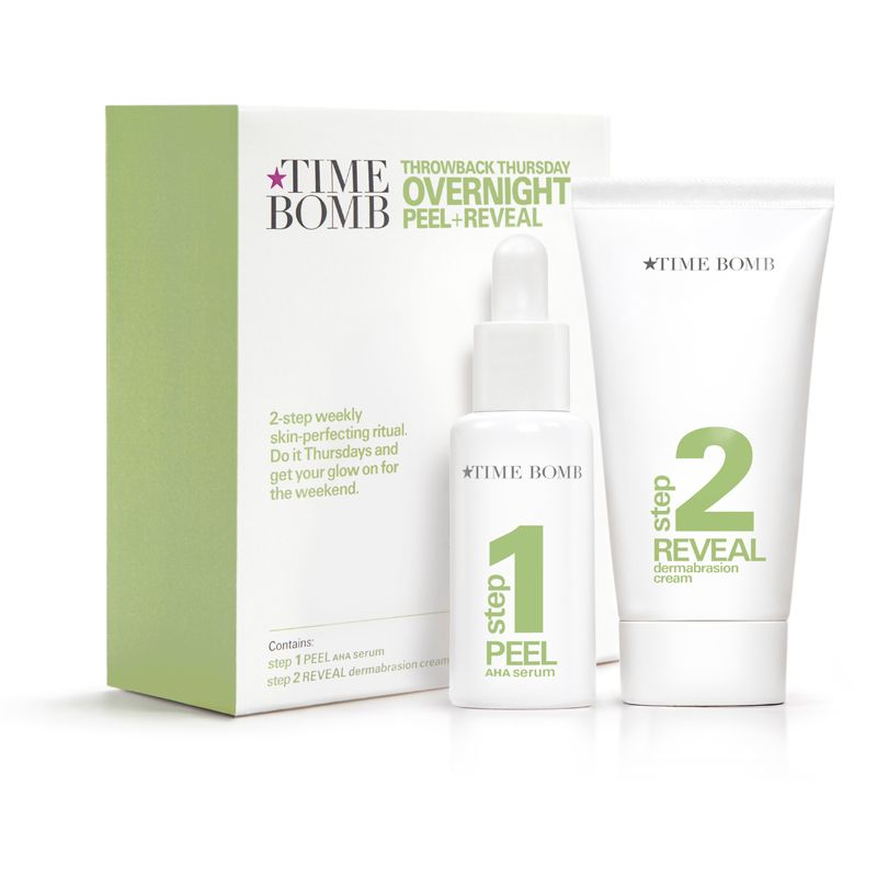 Time Bomb Overnight Peel + Reveal