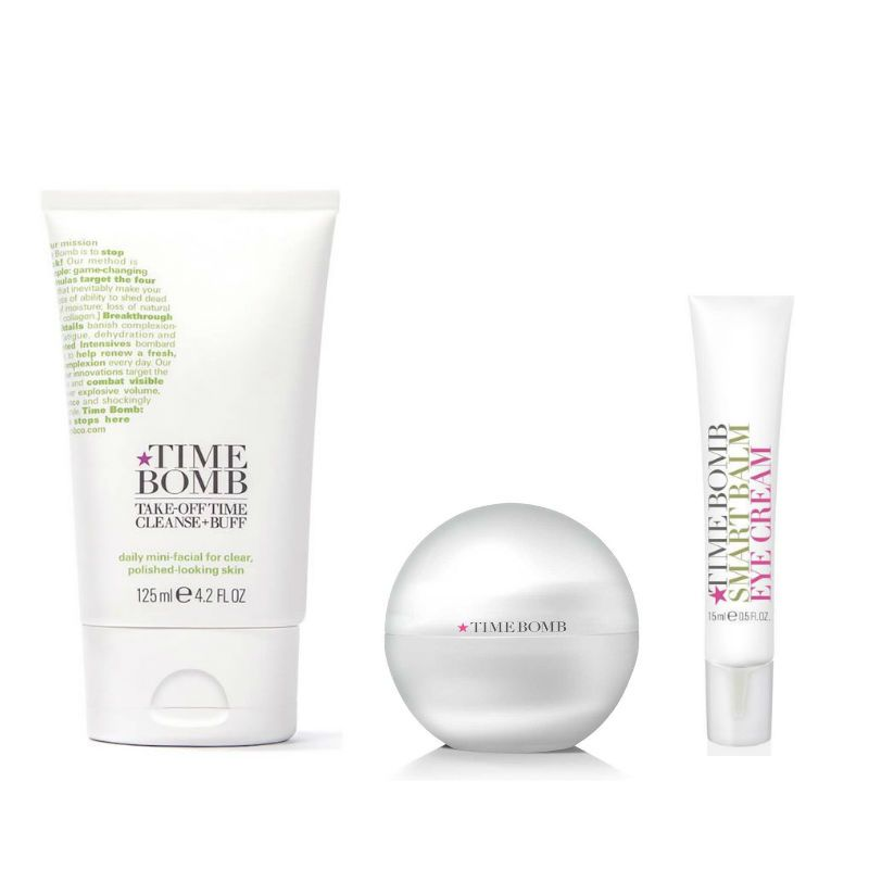 Time Bomb Ultimate Skincare Kit