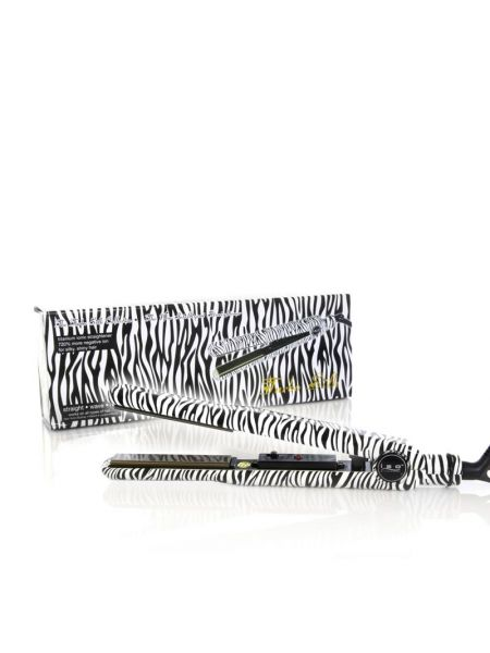 ISO Titanium Animal Series Turbo Silk Stijltang Zebra