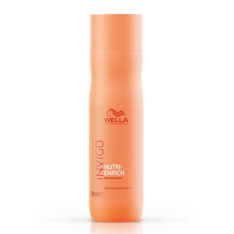 Wella Enrich Shampoo Weerbarstig Haar