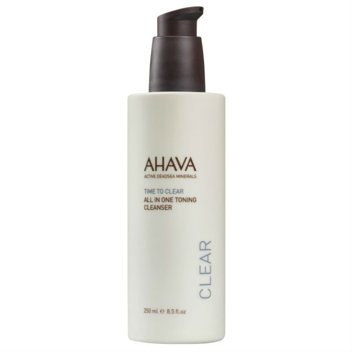 AHAVA All In One Toning Gezichtsreiniger