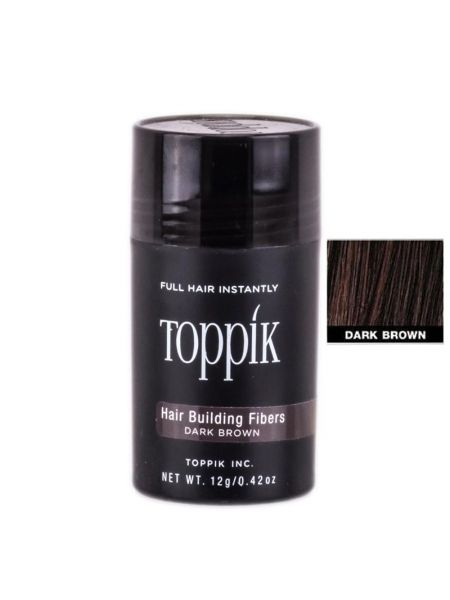Toppik Hairbuilding Fibers Dark Brown