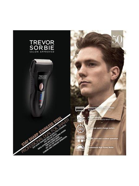 Trevor Sorbie Dual Foil Scheerapparaat