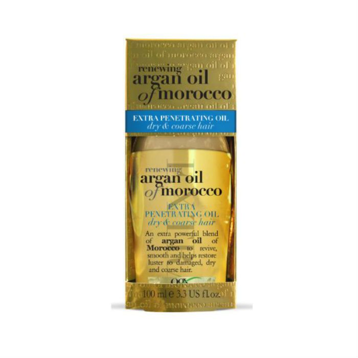 Ogx Renewing Moroccan Argan Oil Extra Strength Penetrating Oil