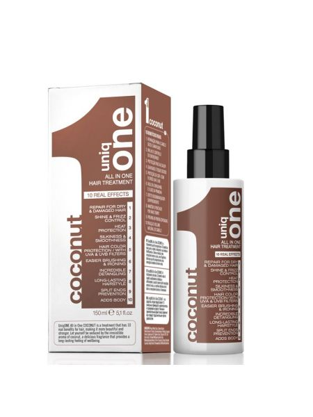 Unique One All In One Hair Treatment Coconut