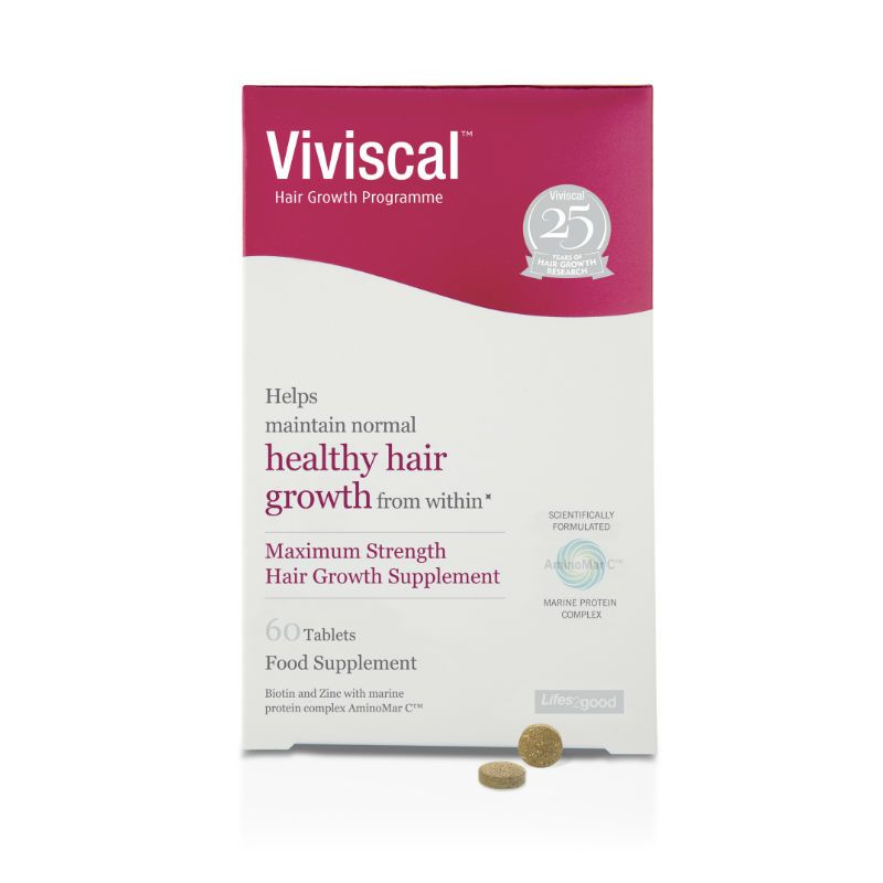 Viviscal Women Max Strength Tablets