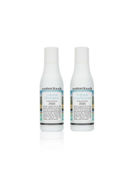 Waterclouds Volume Duo Shampoo + Conditioner 70 ml