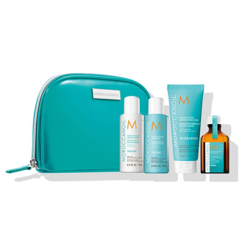 Moroccanoil Destination Volume Bag