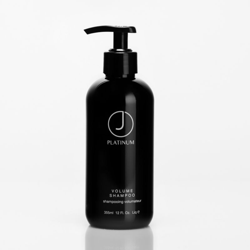 J Beverly Hills Platinum Volume Shampoo 355ml