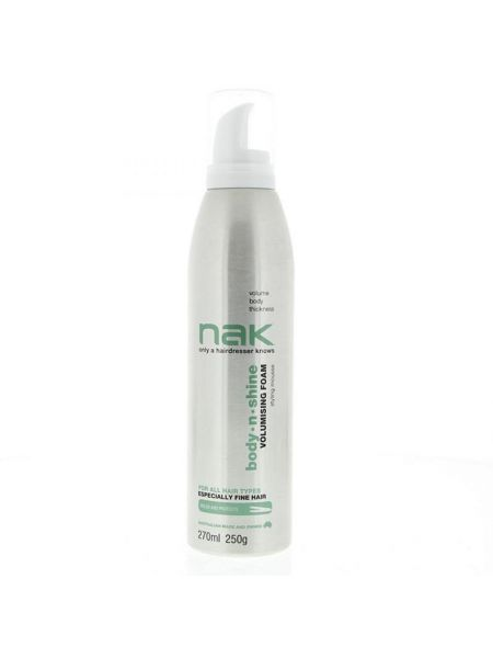 Nak Body .n.shine Volumising Foam