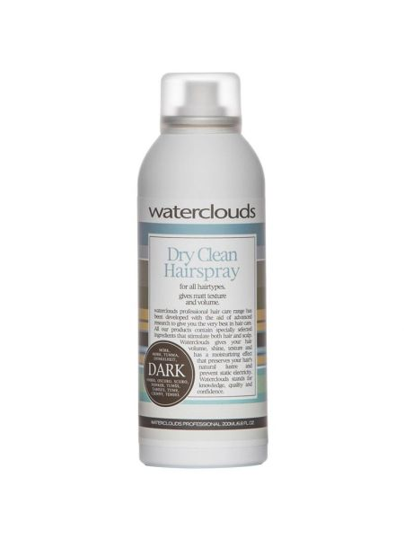 Waterclouds Dry Clean Dark Hairpsray
