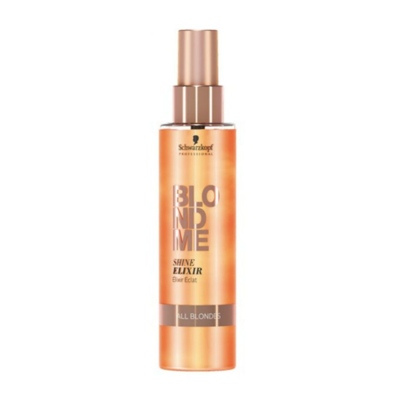 Schwarzkopf Blond Me Care Smooth & Shine Elixir All Blondes