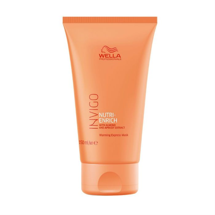 Wella Enrich Zelfverwarmend Masker - 150 ml
