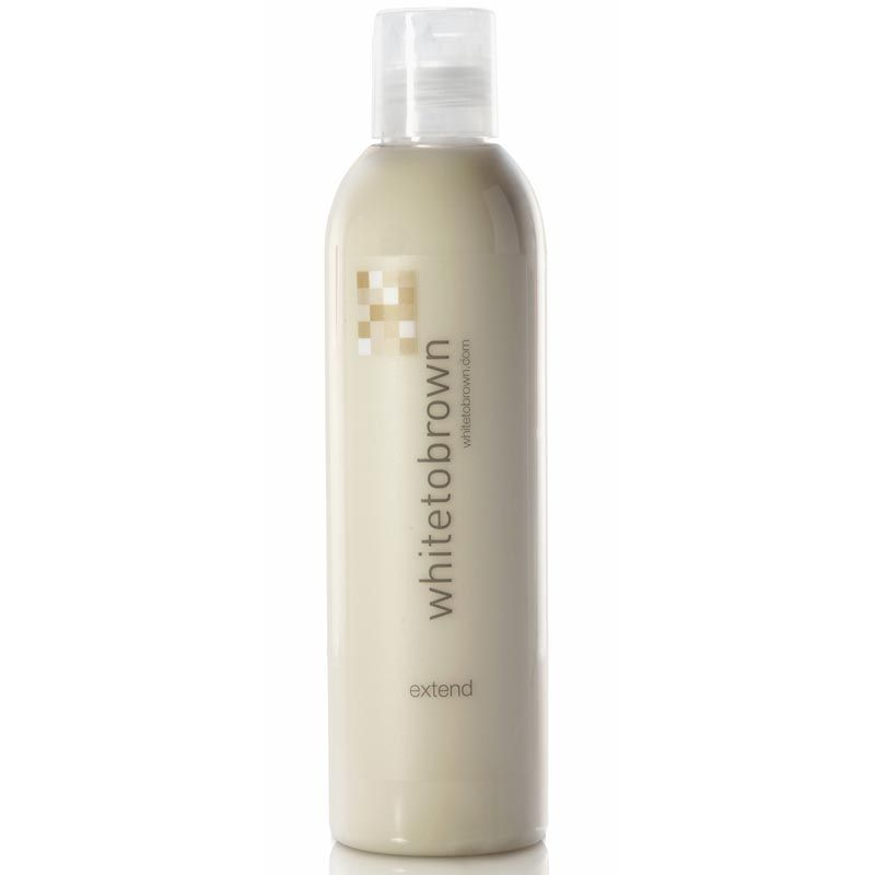 Whitetobrown Extend - bodylotion met dha - 250 ml