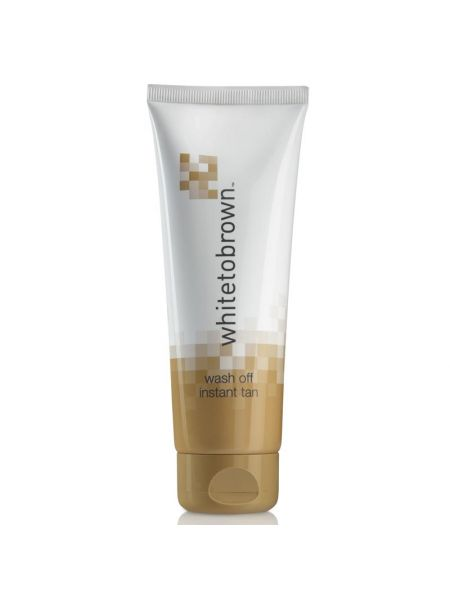 Whitetobrown Wash Off Tan