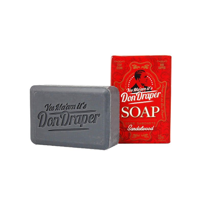 Don Draper Body Soap Sandalwood