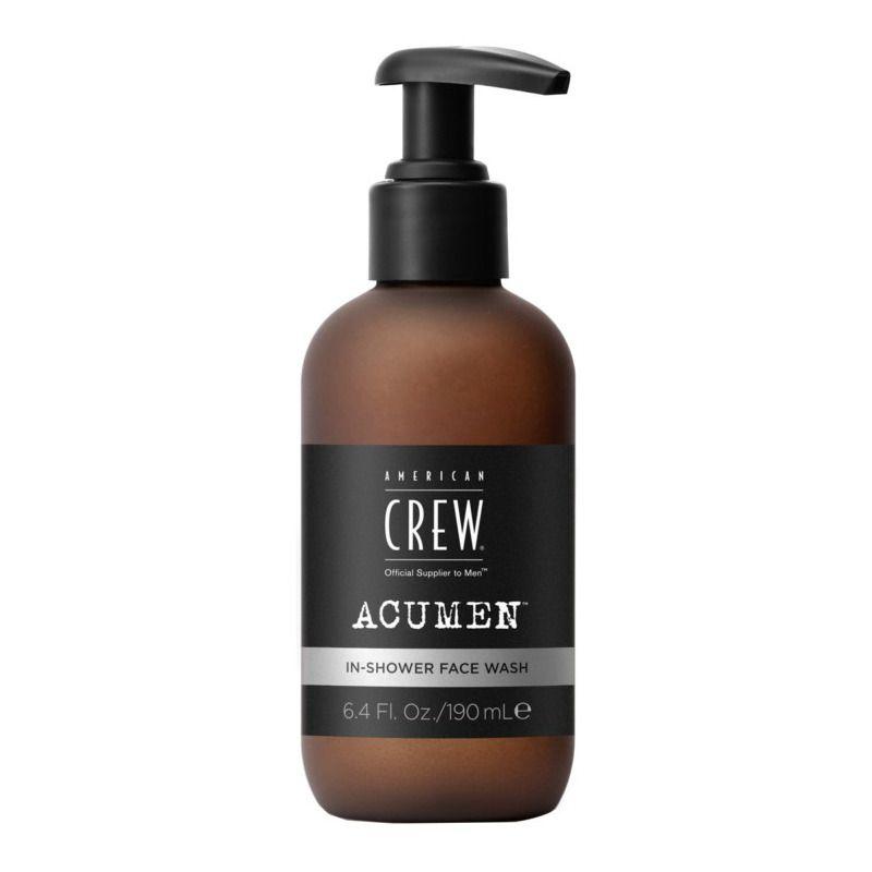 American Crew Acumen Daily Face Wash 190 ml