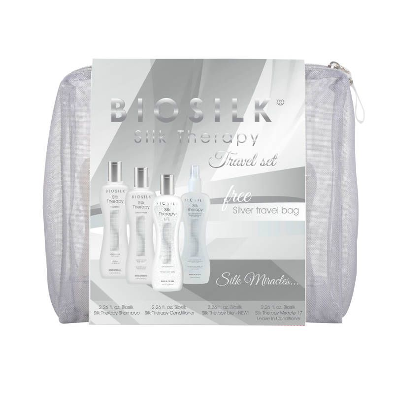 Biosilk Silk Therapy Travel Set