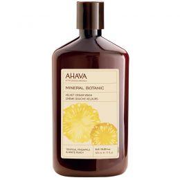 Ahava Mineral Botanic Cream Wash Pineapple