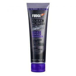 Fudge Clean Blonde Shampoo
