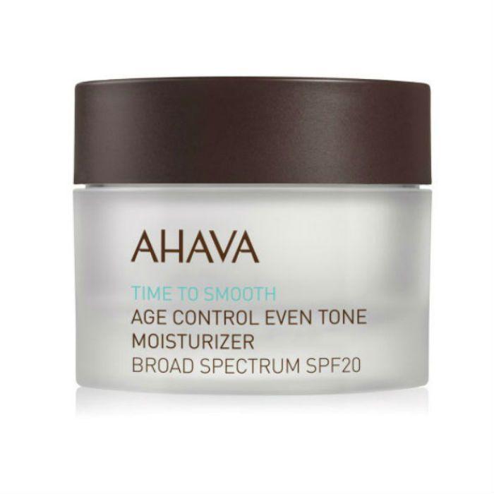 AHAVA Age Control Even Tone Moisturizer SPF20