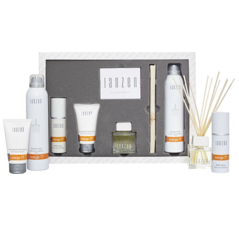 Janzen Home & Beauty Set Orange 77
