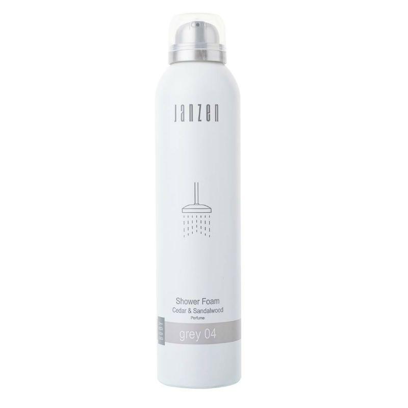 Shower Foam grey