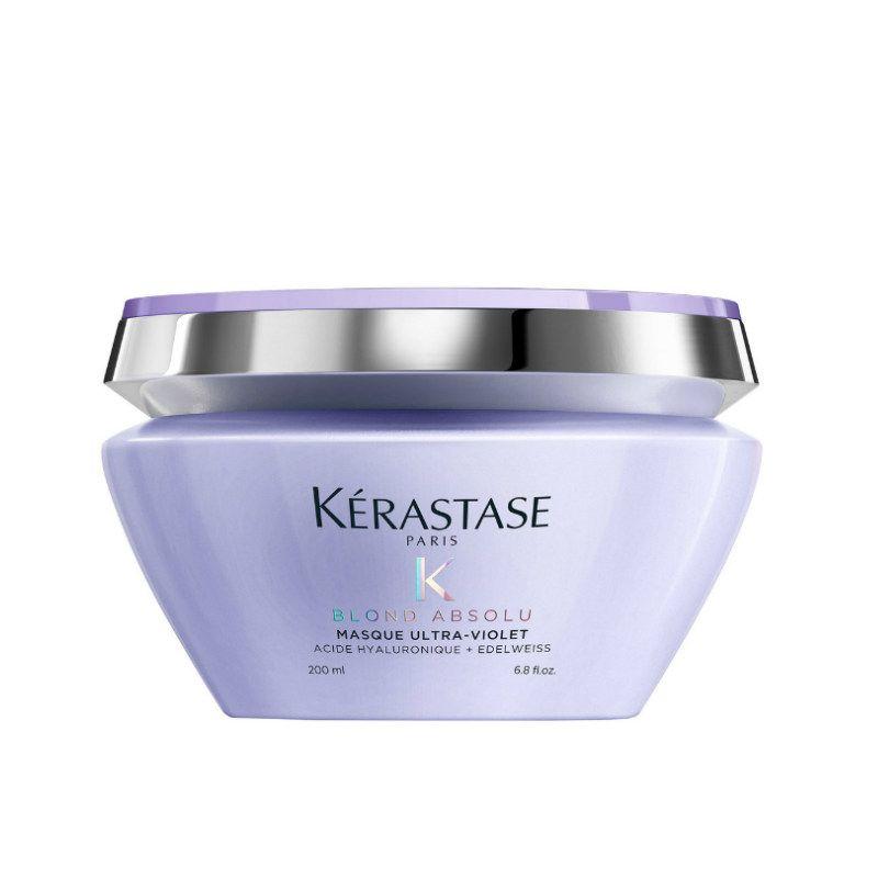Kérastase Blond Absolu Masque Ultra-Violet Haarmasker 200ml
