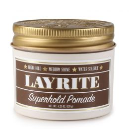 Layrite Deluxe Super Hold Pomade